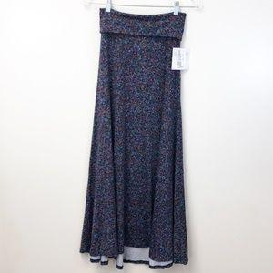 NWT LuLaRoe Floral Maxi Skirt or Dress